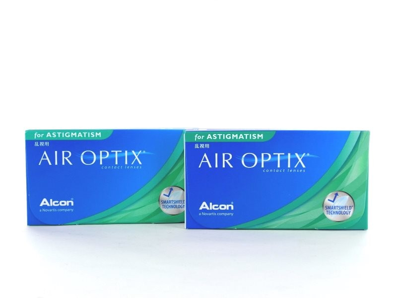 Air Optix for Astigmatism, 2x 3er Box