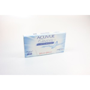 Acuvue Oasys for Astigmatism, 6er-Box
