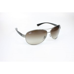 Ray Ban - RB3386 004/13 Gr. 67 L - Gunmetal/Brown Gradient